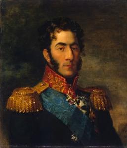 Prince Pyotr Bagration, George Dawe (1820)