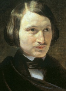 Renown Russian writer and ethnic Ukrainian, Nikolai Gogol.  A native of Central Ukraine, Gogol was the author of Dead Souls among other works.