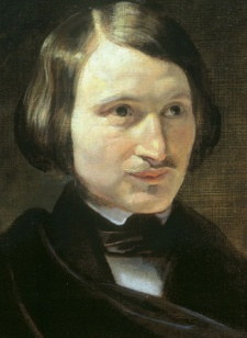 Renowned Russian writer and ethnic Ukrainian, Nikolai Gogol.  A native of Central Ukraine, Gogol was the author of Dead Souls among other works.
