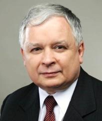 Former Polish President Lech Kaczyński