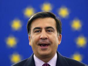 Former Georgian President Mikheil Saakashvili (Reuters)