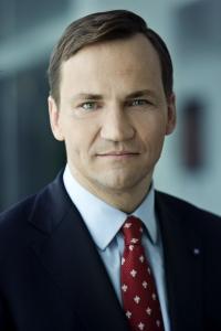Polish Foreign Minister Radosław Sikorski