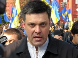 Oleh Tyahnybok, leader of Ukraine's far-right Svoboda party (zbroya.info)