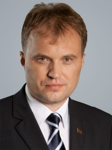 Transnistrian President Yevgeny Shevchuk. An ethnic Ukrainian and anti-corruption activist, Shevchuk is keen on forging closer ties with Moscow.