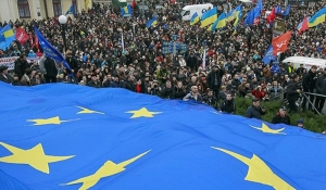 Euromaidan Protestors in Kiev (Photolure)