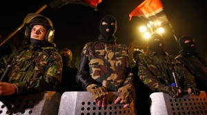 Ukraine's Praviy Sektor (Reuters / Vasily Fedosenko)