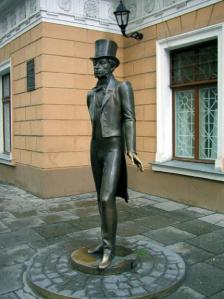 Pushkin Monument, Odessa (ua-travelling)