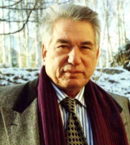 Kyrgyz writer Chinghiz Aitmatov