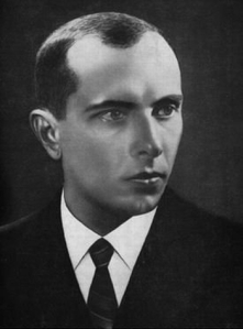 "Stepan Bandera, a man regarded throughout much of Ukraine as a wartime collaborator with Nazi Germany and in Western Ukraine (especially Galicia) as a ""hero."""