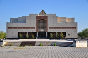 Nukus Art Museum (Panoramio)