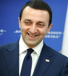 Georgian Prime Minister Garibashvili (Vano Shlamov / AFP)