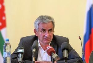Abkhaz President Raul Khajimba (Mikhail Mokrushin / RIA Novosti)