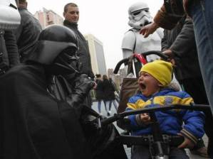 Darth Alekseyevich Vader (The Independent)