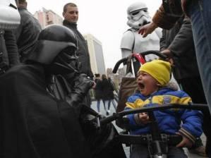 Darth Alekseyevich Vader (The Independent)