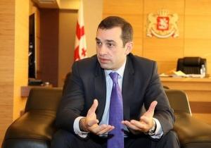 Irakli Alasania (Georgian Ministry of Defense)