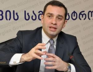 Irakli Alasania (Mzia Saganelidze / RFE/RL)