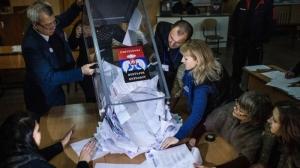 Donbas election (RIA Novosti / Aleksei Kudenko)