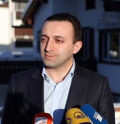 Irakli Garibashvili (Agenda.ge)