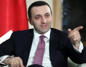 Irakli Garibashvili (Press office photo)