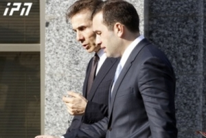 Bidzina Ivanishvili and Irakli Alasania (Interpress News Agency)