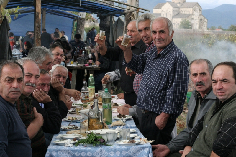 Kakheti, Georgia: A People and Their Wine   Reconsidering ...