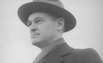 George F. Kennan, Heidelberg, Germany, 1952 (Getty)