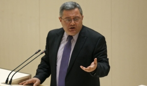 Davit Usupashvili (Reuters)