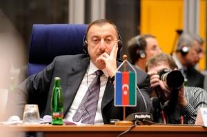Azerbaijani President Ilham Aliyev (EU)