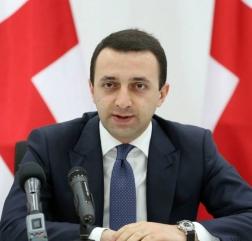Prime Minister Irakli Garibashvili (Press office photo)
