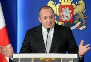 Georgian President Giorgi Margvelashvili (Newsday.ge)